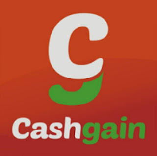 Cash Gain app refer and earn 5 Rs free recharge and payumoney points