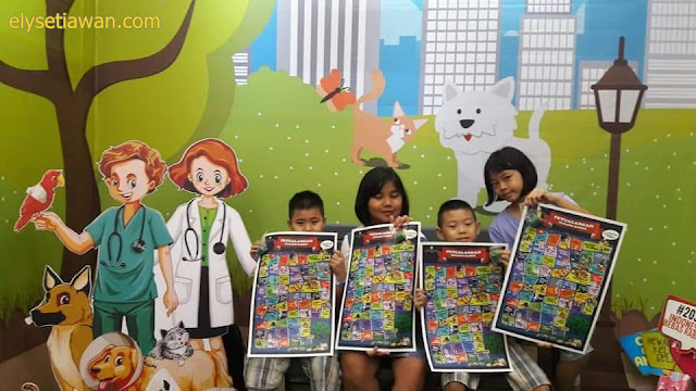 Edukasi publik Indonesia Pet Animals Expo 2018