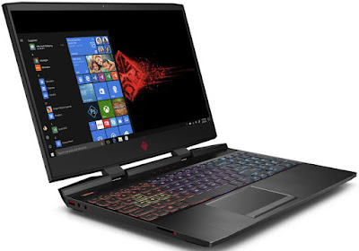 HP OMEN 15-dc1002ns