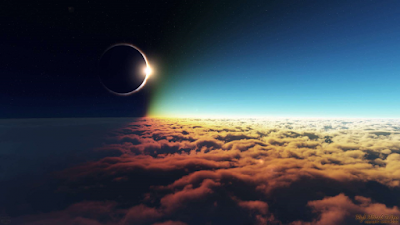 Solar Eclipse 2016 Live Wallpapers For Facebook,Whats App