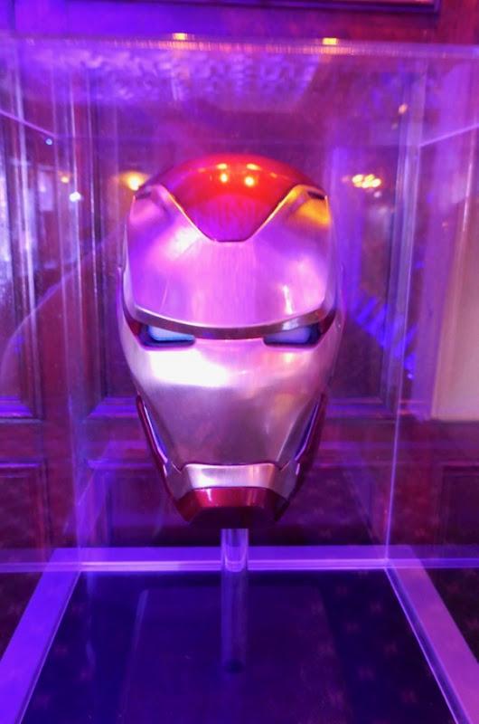 Iron Man helmet Avengers Infinity War
