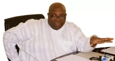 A former aide to ex-president Goodluck Jonathan, Doyin Okupe