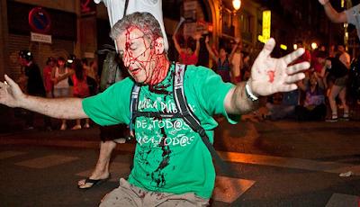 Amnistía Internacional avergüenza a España en su último informe sobre Derechos Humanos