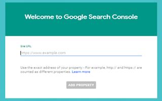 Cara Terbaru Submit URL ke Google Webmaster