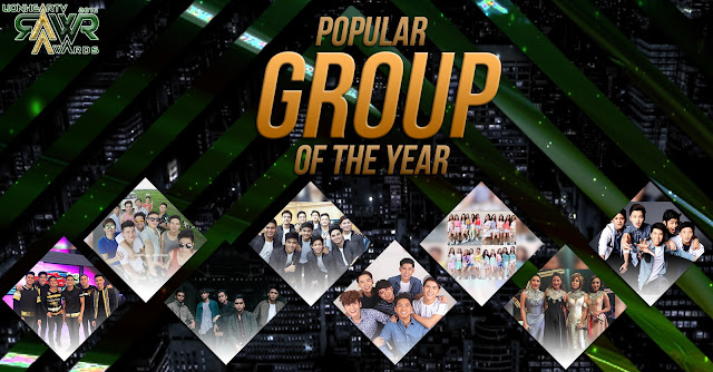 VOTE: Popular Group of the Year