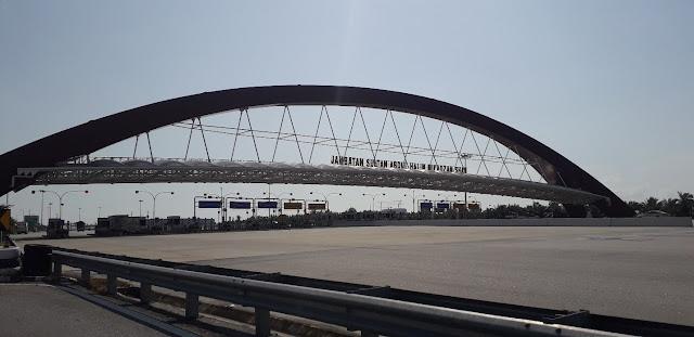 Jambatan Sultan Halim Mu'adzam Shah