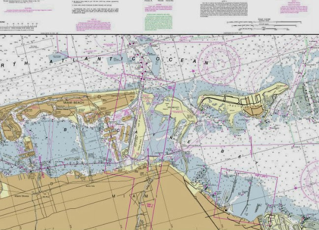 Stanley Yacht Services NOAA To Cease Printing Nautical Charts