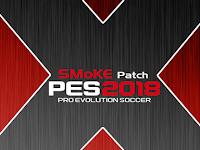 Patch PES 2018 Terbaru dari SMoKE Patch X13 AIO