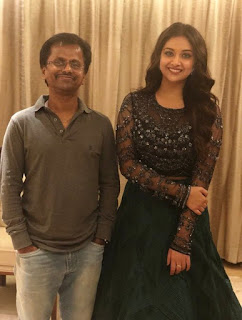 Keerthy Suresh Wishing Happy Birthday to A R Murugadoss Sir
