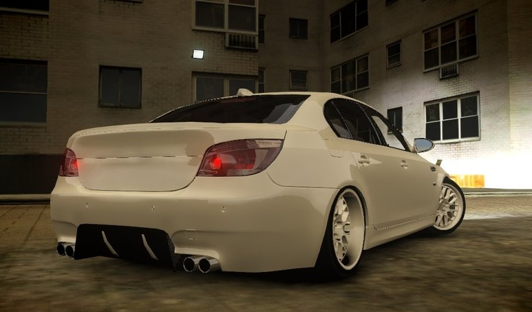 GTA IV BMW M5 e60 Emre AKIN Edition ~ GTA Games Drifter