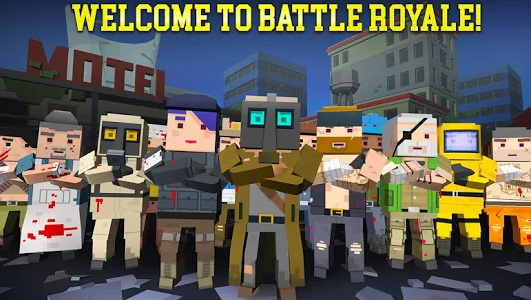 Game Survival Battle Di Android Seperti PUBG (Player Unknown Battlegrounds)