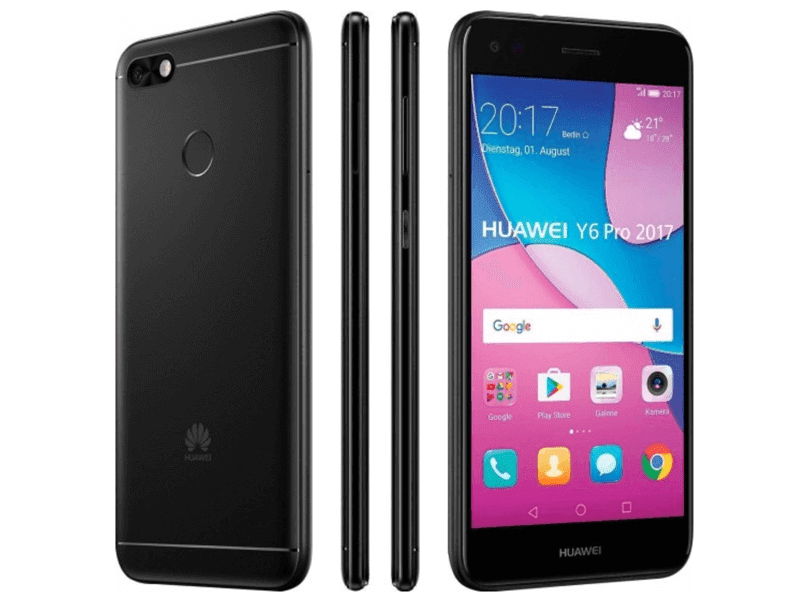 Huawei Launches Y6 Pro 2017 With Metal Body In Europe