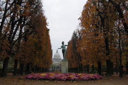 Jardin du Luxembourg,Paris
