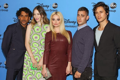 Once Upon a Time in Wonderland cast