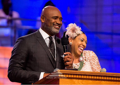 Image result for Paul Adefarasin and wife