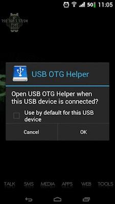 Aplikasi USB OTG Helper 6.6.1 Terbaru