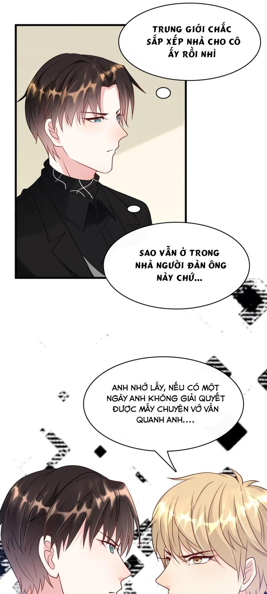 Tổng Tài Daddy Đuổi Tới Nơi Rồi chap 42 - Trang 37