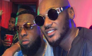 Timaya and 2face Idibia