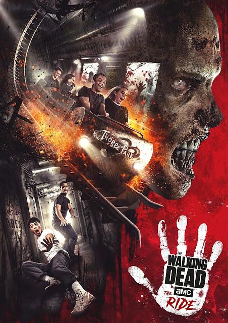 The Walking Dead: le montagne russe!