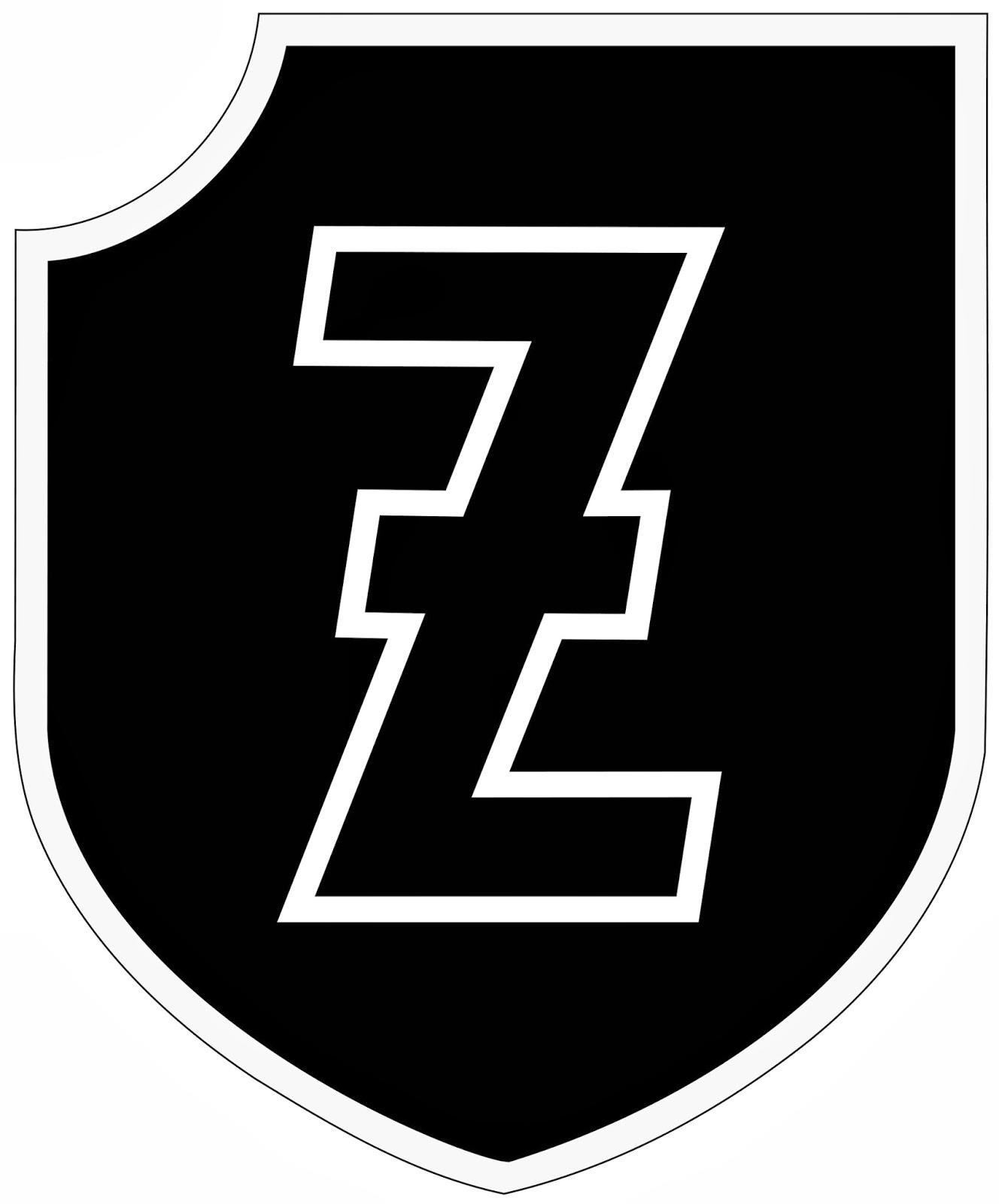 NAZI JERMAN: Foto 4. SS-Polizei-Panzergrenadier-Division