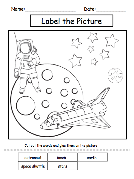 All Worksheets » Science Cut And Paste Worksheets ...