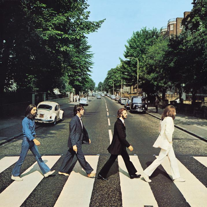 the daily beatle retouching the abbey road cover. Black Bedroom Furniture Sets. Home Design Ideas