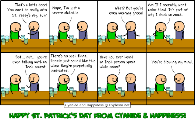 St Patrick's day jokes for kids