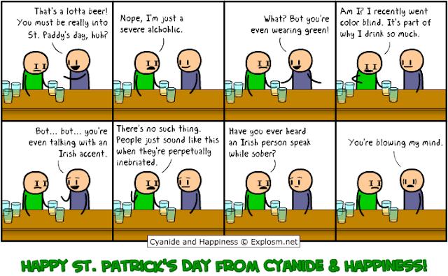 St Patrick's day jokes for kids