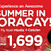 Boracay Beach Summer Promo Fare 2017