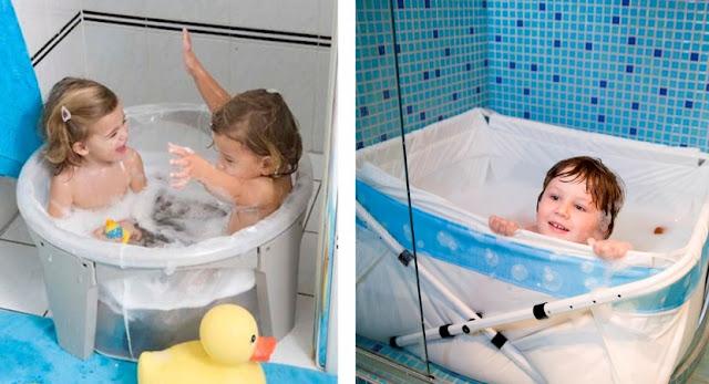 Bañeras para niños