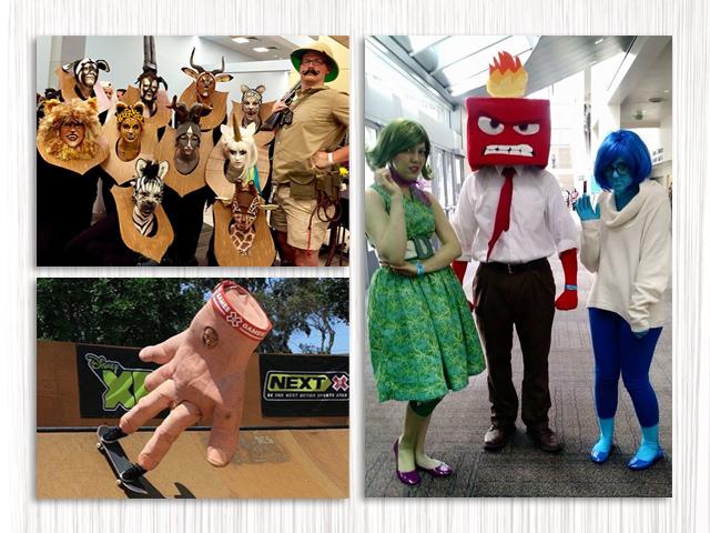 La Yaya Costurera Ideas De Disfraces Originales Para Carnaval - Idea-disfraz