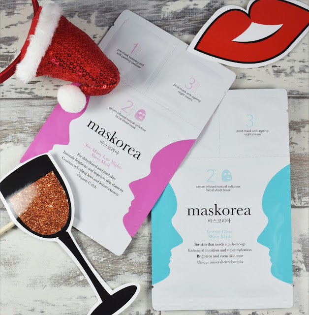 Maskorea Sheet Masks