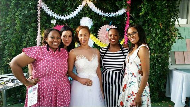 Lerato sengadi wedding