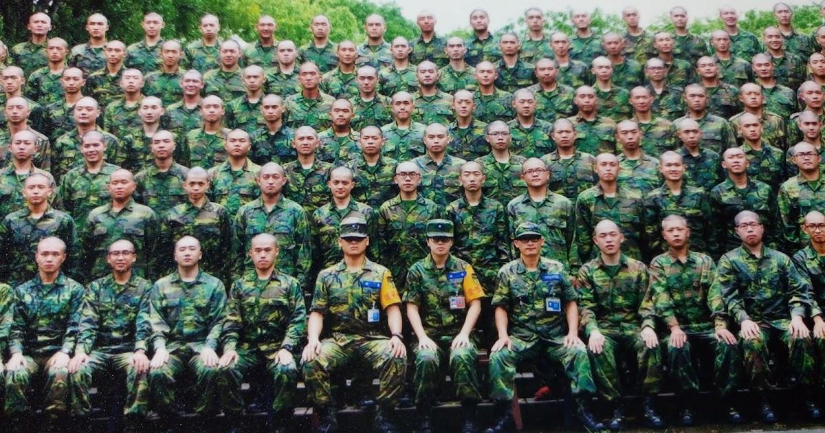四個月的軍事夏令營-可怕新訓