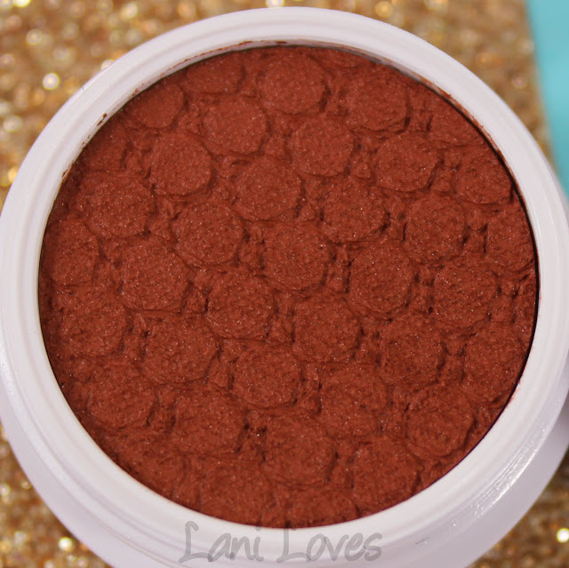 ColourPop Super Shock Shadow - Melrose Swatches & Review