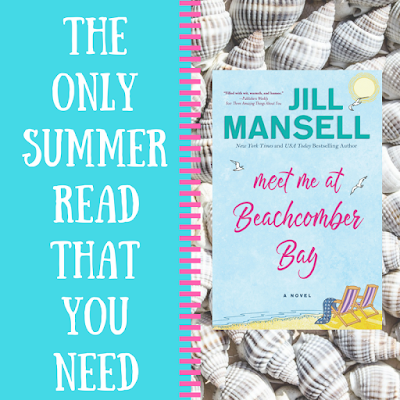 Excerpt, Giveaway, MEET ME AT BEACHCOMBER BAY, Jill Mansell, Bea's Book Nook