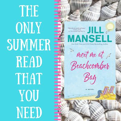 Excerpt, Giveaway, MEET ME AT BEACHCOMBER BAY, Jill Mansell, Bea's Book Nook