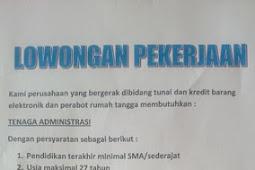 Lowongan Kerja Sumbar: PT. KRN Batusangkar Januari 2018