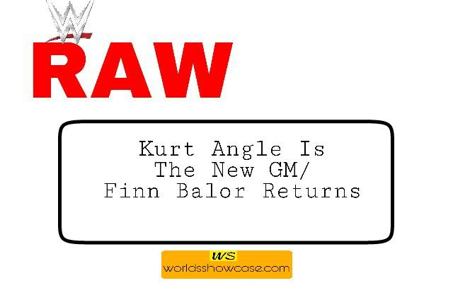World's Showcase - WWE