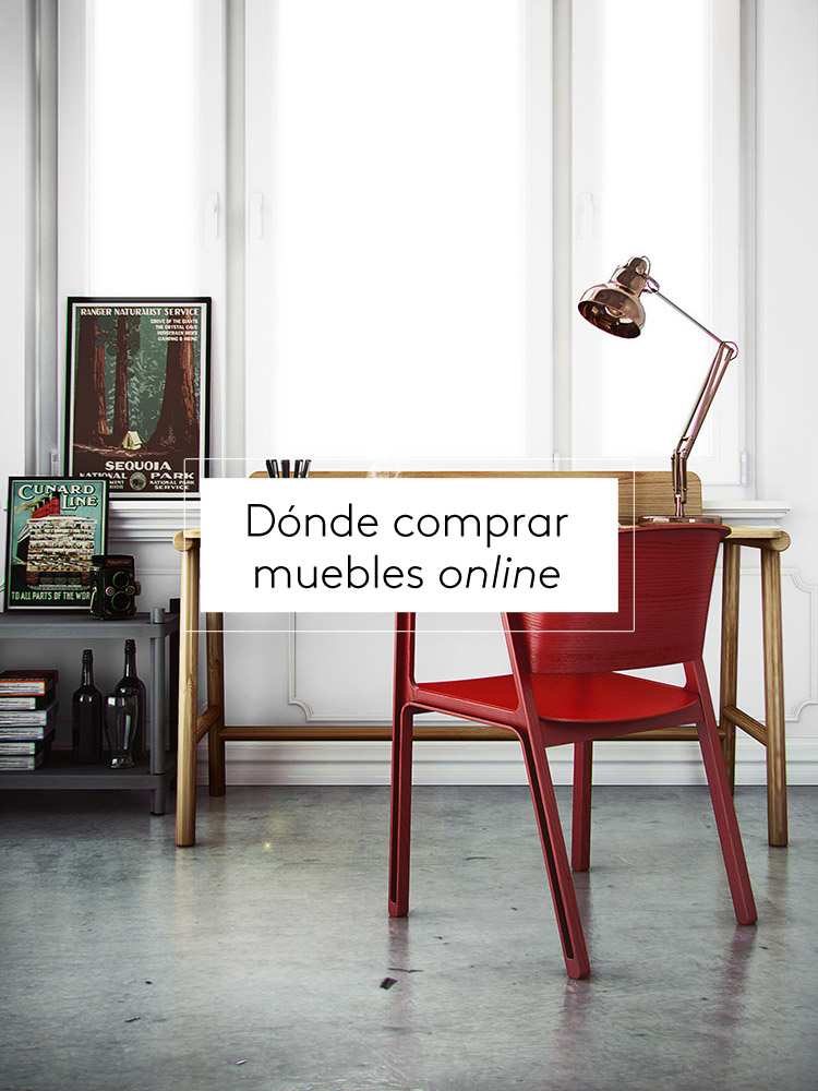 D nde comprar muebles online blog decoraci n con tu for Muebles decoracion online