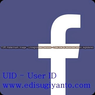 user id Facebook
