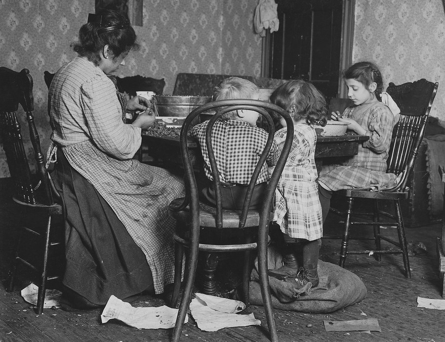 It S About Time Labor Day Women Amp Children Working At