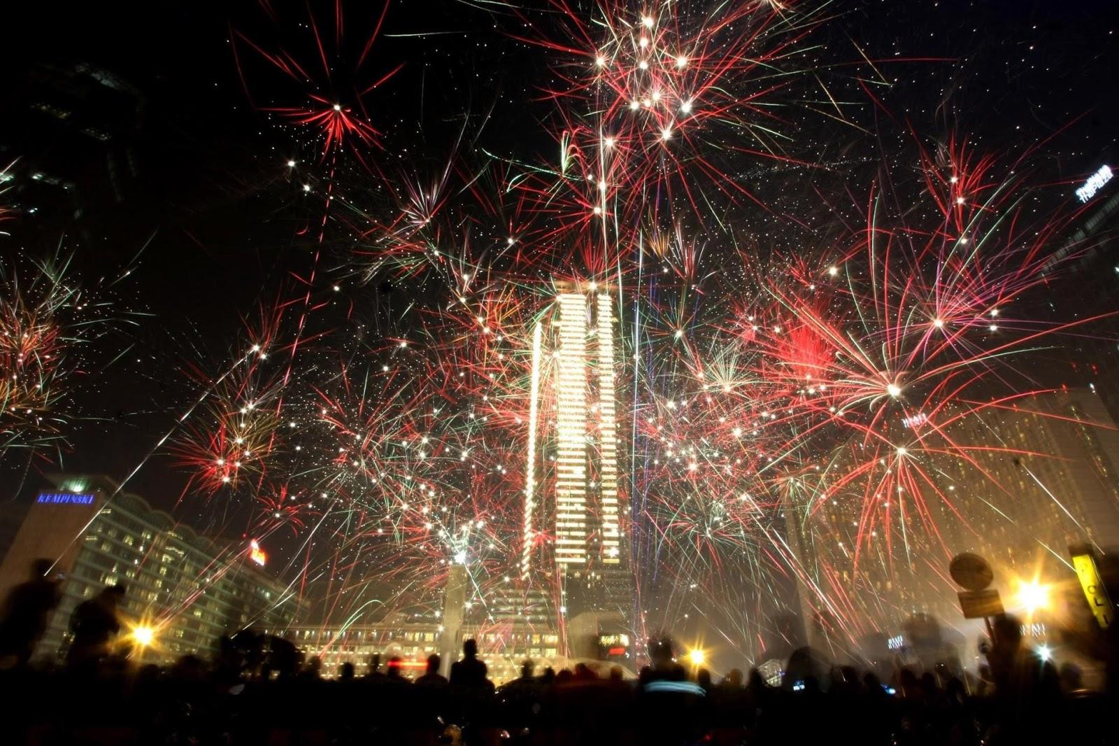 gambar malam tahun baru