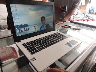 Serfis Laptop Asus X452E Mati Total