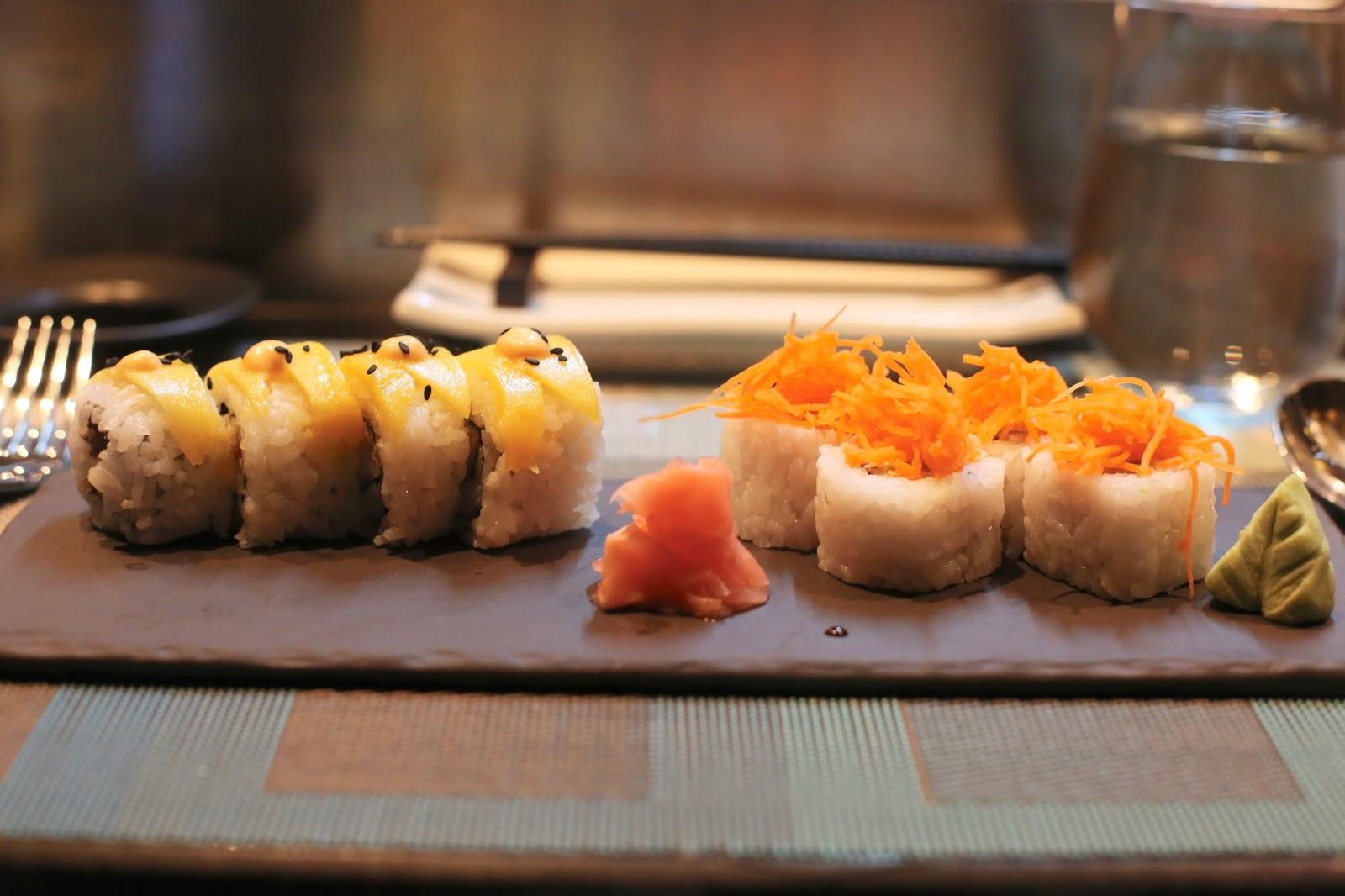 sushi at kandolhu maldives