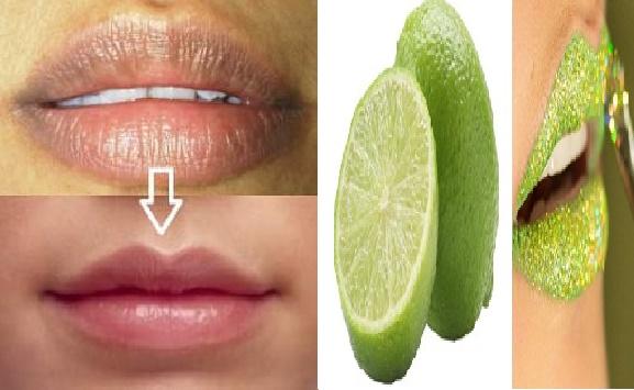 Bahan Alami untuk Memerahkan Kembali Bibir Yang Hitam