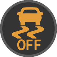 Traction Control Off light