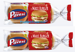 Logo Richiamo prodotti Maxi Burger Gran Pavesi