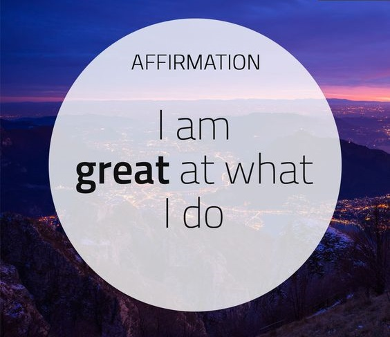 Daily Affirmations, positive reminders, Daily Affirmations - 10 November 2018