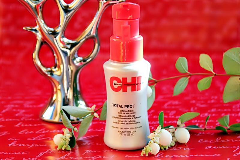 """CHI Термозащитный лосьон """"Полная защита волос"""" Total Protect Defense Lotion / обзор, отзывы"""